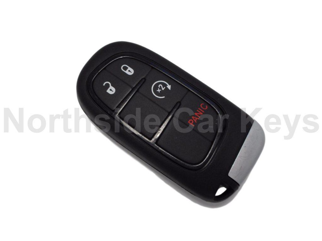 Jeep smart key 3 buttons + panic
