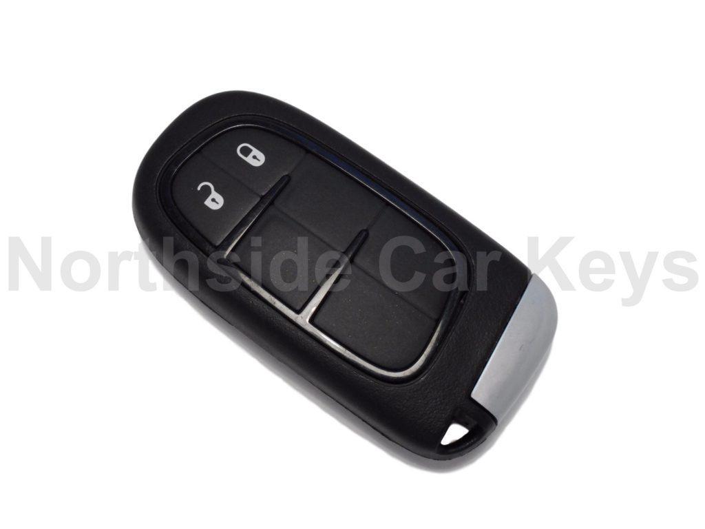 Jeep smart key 2 buttons