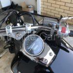 2005 HONDA VT750 MOTORCYCLE Dash