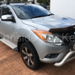 MAZDA BT-50 DUAL CAB 2011 front view