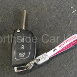 HYUNDAI I20 HATCHBACK 2013 replacement remote flip key