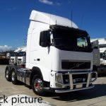 VOLVO FH 540 PRIME MOVER 2011 front view