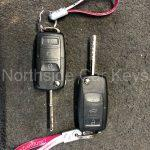 FORD FIESTA HATCHBACK 2009 Replacement remote keys
