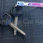 HONDA VTR1000 MOTORCYCLE 2001 replacement keys from all keys lost