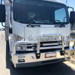 ISUZU FSR140-260 PANTECHNICON TRUCK 2019 front