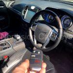 CHRYSLER 300C SEDAN 2012 replacement smart fob with dash