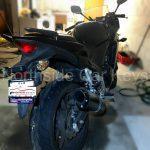 HONDA CBR500RA MOTORCYCLE 2013 rear view