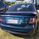 2009 FORD FALCON SEDAN Needs replacement keys from scratch