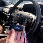 2016 FORD RANGER DUAL CAB Genuine replacement remote key