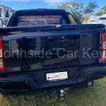 2016 FORD RANGER DUAL CAB Rear view