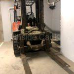 NISSAN 40H FORKLIFT needs replacement keys