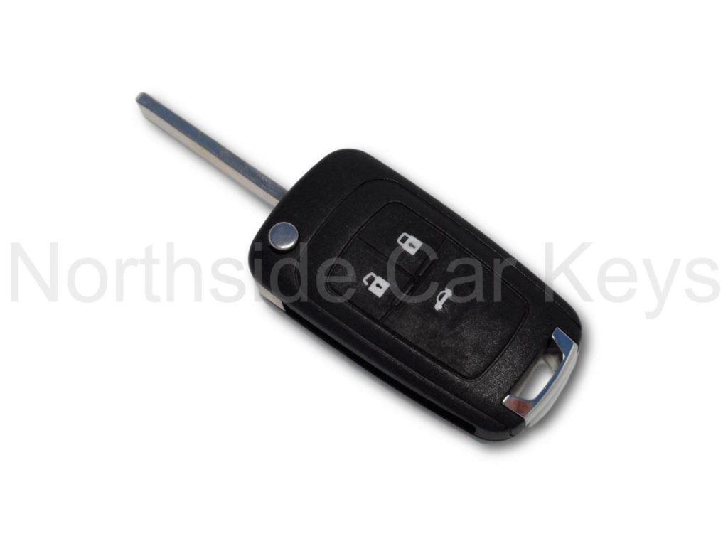 Flip key example Holden