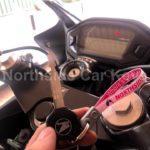2014 HONDA CBR500R MOTORCYCLE _ Replacement Aftermarket Transponder Key