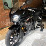 2014 HONDA CBR500R MOTORCYCLE Front _ Replacement Aftermarket Transponder Key