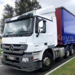2012 MERCEDES-BENZ ACTROS TRUCK _ Gain Entry into Vehicle _ Additional Transponder Key _ Additional Shell